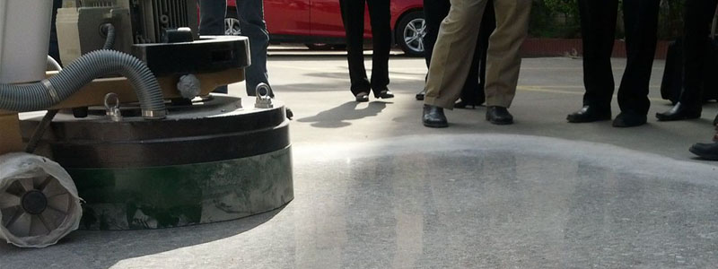 Polished Concrete 101: All About These Durable Floors