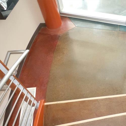 concrete floor polishing contractors